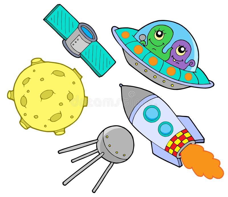 Coleção do espaço