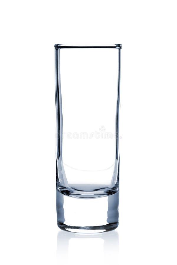 Coleção do vidro de cocktail - grande tiro foto de stock royalty free