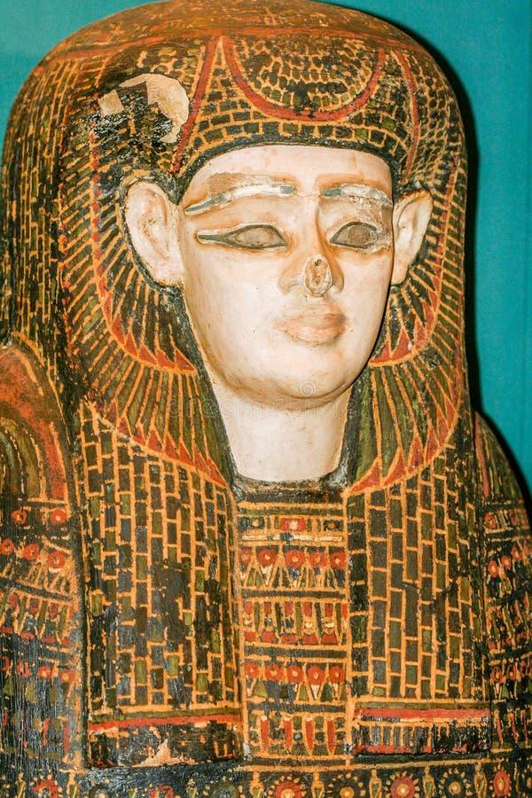 Coleção egípcia foto de stock royalty free
