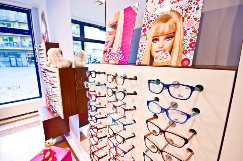 Colección de la lente de Barbie fotos de archivo