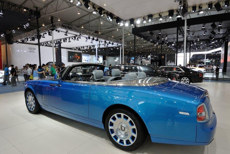 Colección de Rolls Royce Waterspeed fotos de archivo libres de regalías