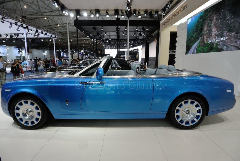 Colección de Rolls Royce Waterspeed imagenes de archivo