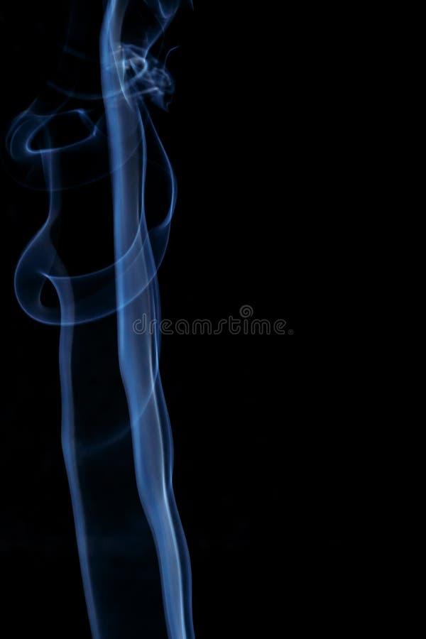 Colecci?n colorida del humo foto de archivo libre de regalías
