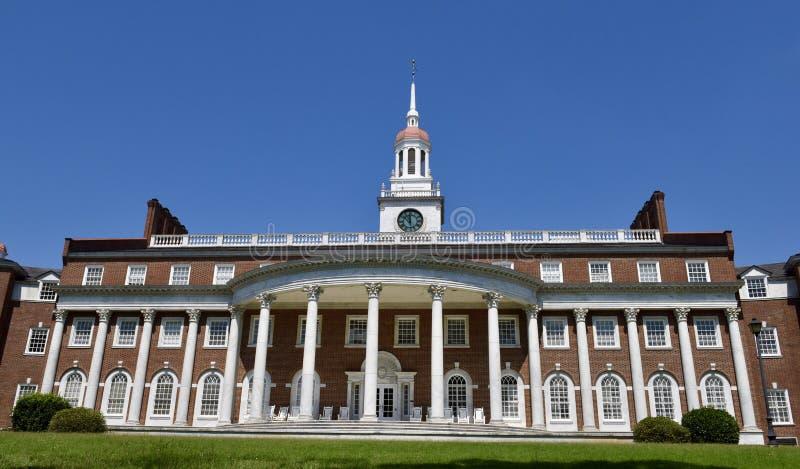 Colegio de abogados imagen de archivo libre de regalías