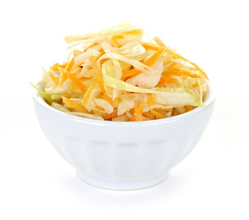 coleslaw шара стоковые фото
