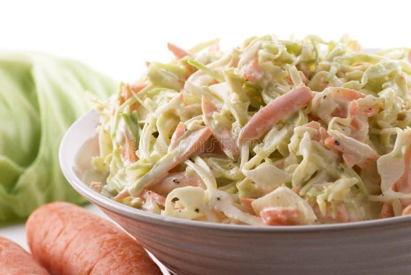 coleslaw zdjęcie stock