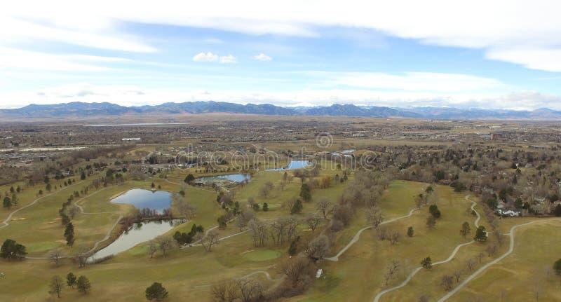 Colfcursus in Denver Colorado stock fotografie