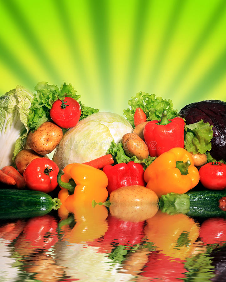 Download Colheita do outono foto de stock. Imagem de calorie, pimenta - 12806776