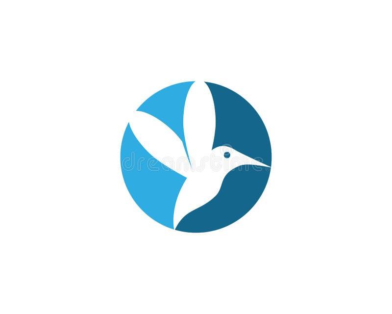 Colibr? Logo Template libre illustration