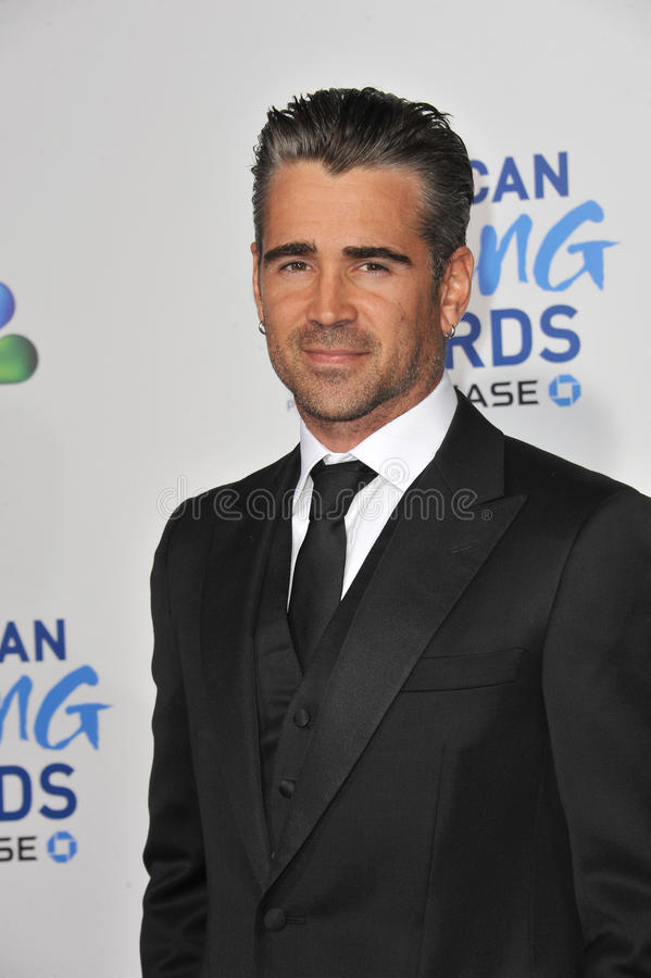 Download Colin Farrell Editorial Stock Image - Image: 22518109