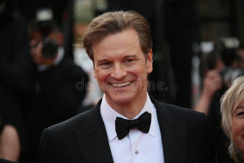 Colin Firth fotografia stock