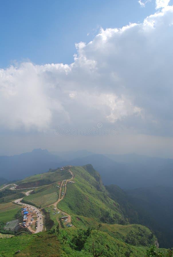 Colina de Khao Phaengma fotos de archivo