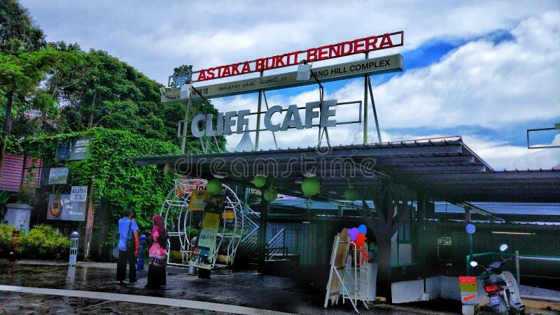 Colina de Penang fotografía de archivo