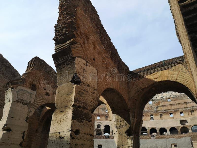 Colisé romain photo libre de droits