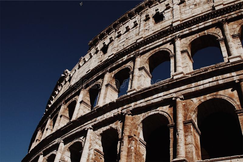 Coliseo images stock