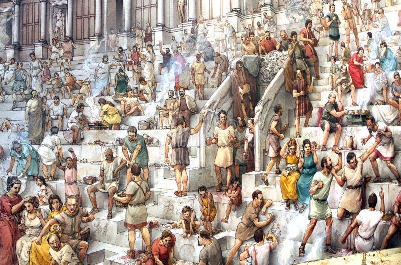 Coliseo Roma Italia fotos de archivo