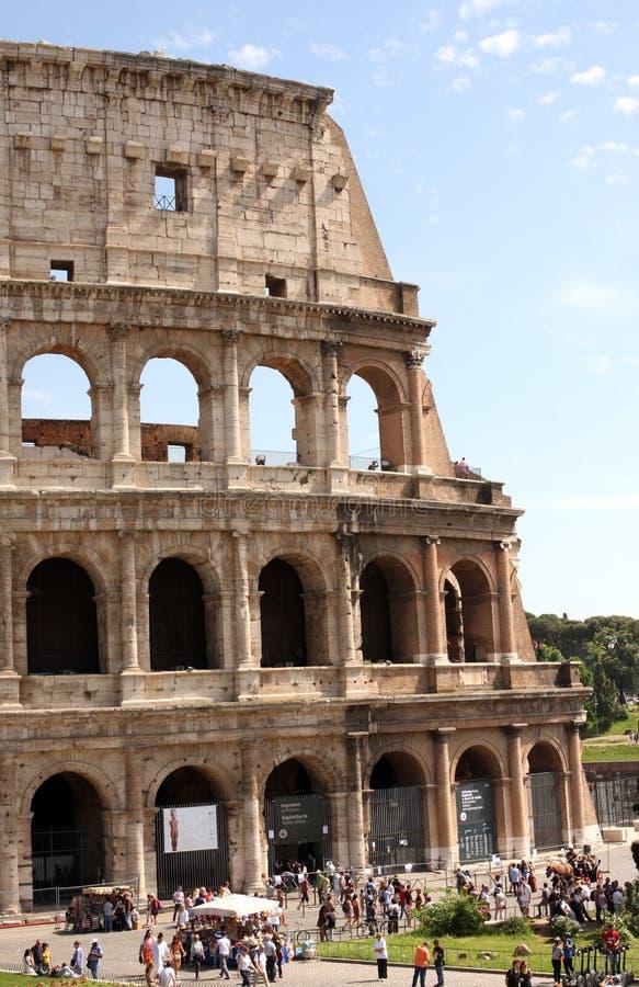 Coliseo Roma Italia imagenes de archivo