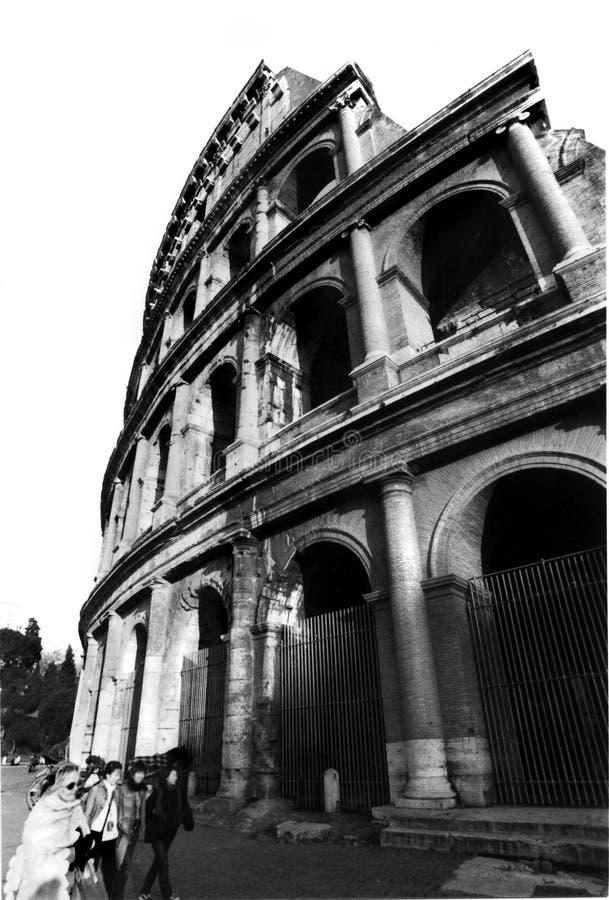 coliseum arkivfoton