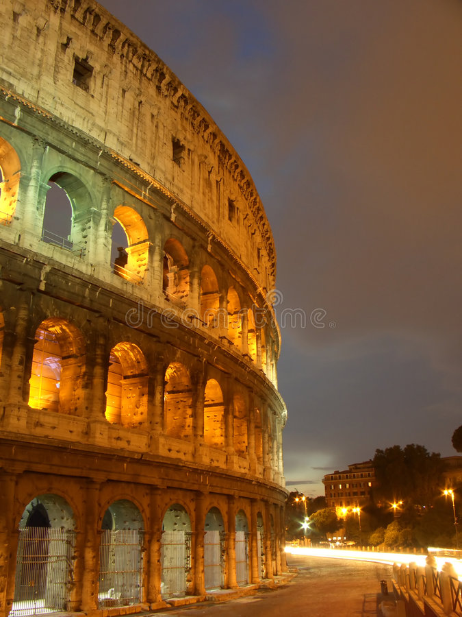 Download The Coliseum stock image. Image of columns, tourism, architecture - 1351059