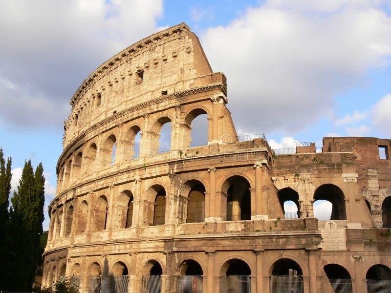 Coliseum royalty-vrije stock afbeelding