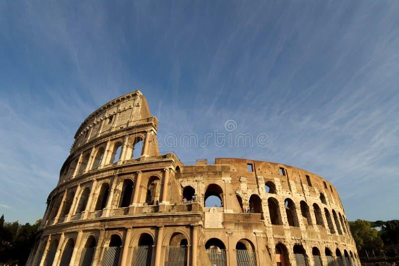 Coliseum stock photography