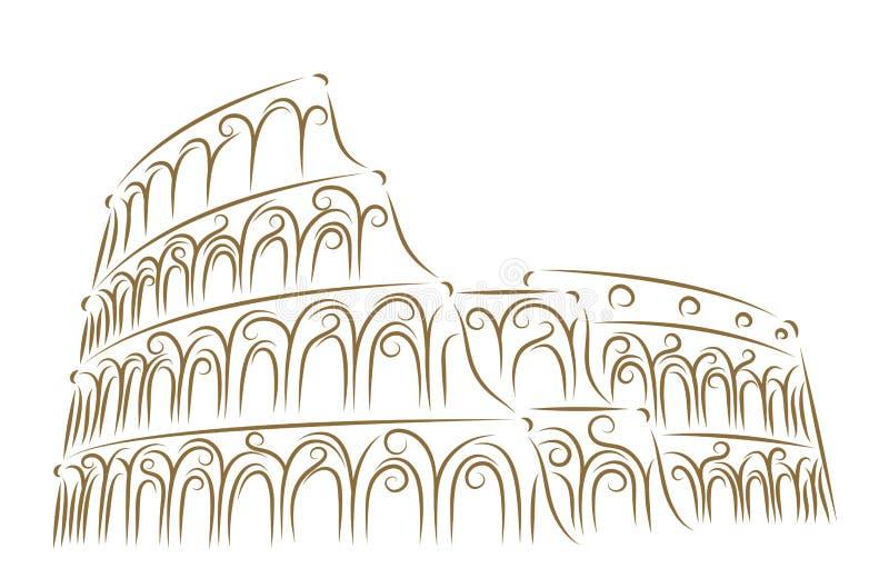 coliseum ελεύθερη απεικόνιση δικαιώματος