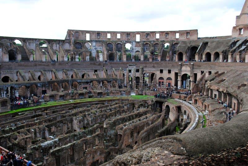 Coliseum στοκ φωτογραφία με δικαίωμα ελεύθερης χρήσης