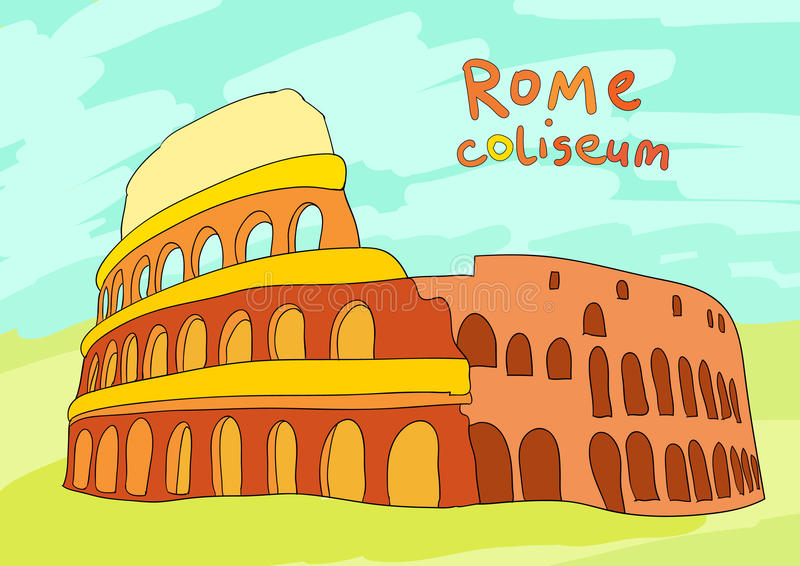 Download Coliseum Royalty Free Stock Images - Image: 28366239