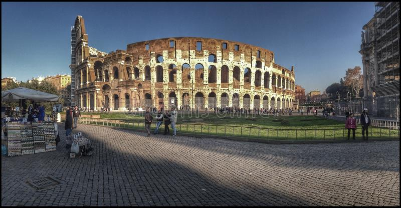 coliseum stock fotografie