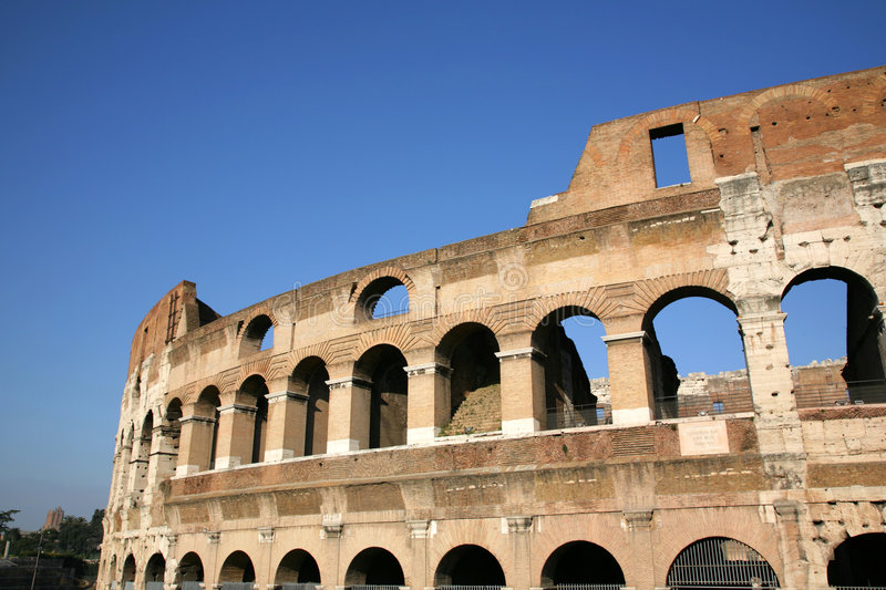 Download Coliseum stock photo. Image of outdoors, gladiator, monument - 7757392