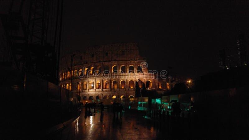 Coliseum Noir stock foto's