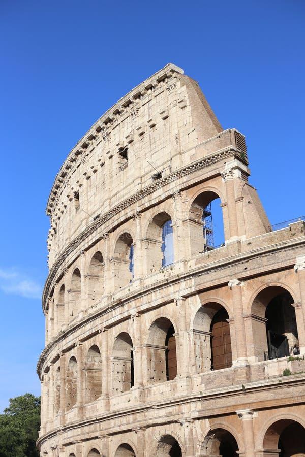 Coliseum, Rom, Italien royaltyfri foto