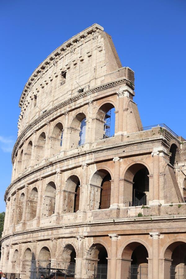 Coliseum, Rom, Italien royaltyfri fotografi