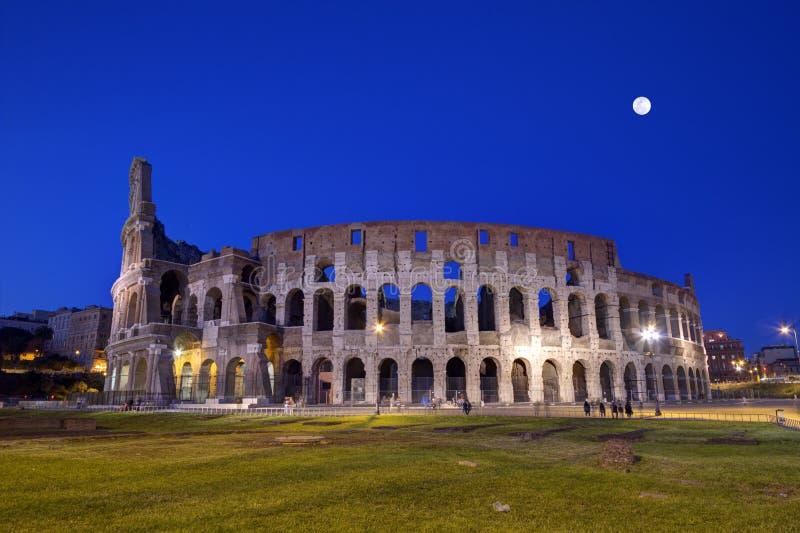Coliseum, Roma, Italy royalty free stock photos