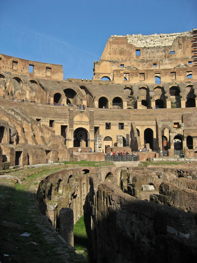 Download Coliseum Rome stock image. Image of gladiator, downtown - 16983775