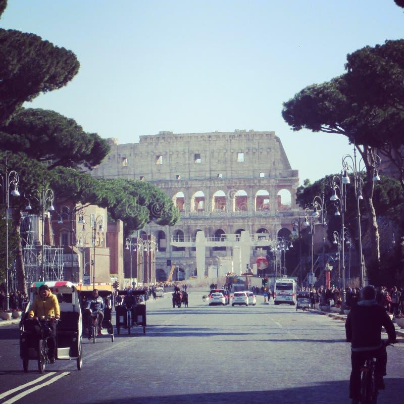 coliseum foto de archivo