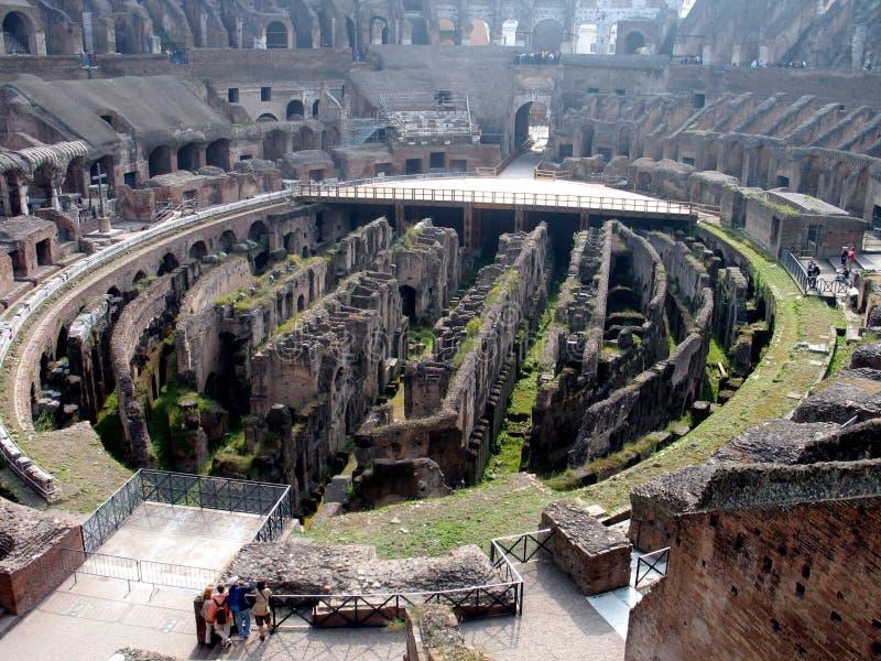 Colisseum, Rome royalty-vrije stock afbeeldingen