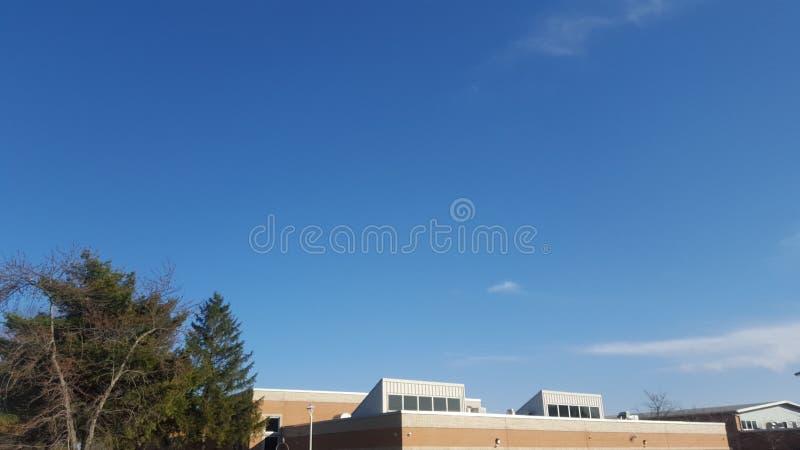 Collège photo libre de droits