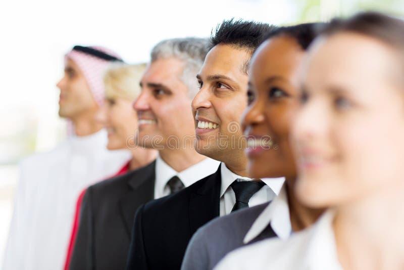 Collègues indiens d'homme d'affaires image stock