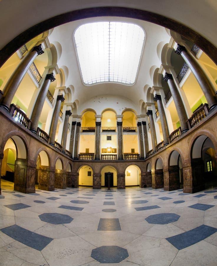 Collégium Maius à Poznan photographie stock libre de droits
