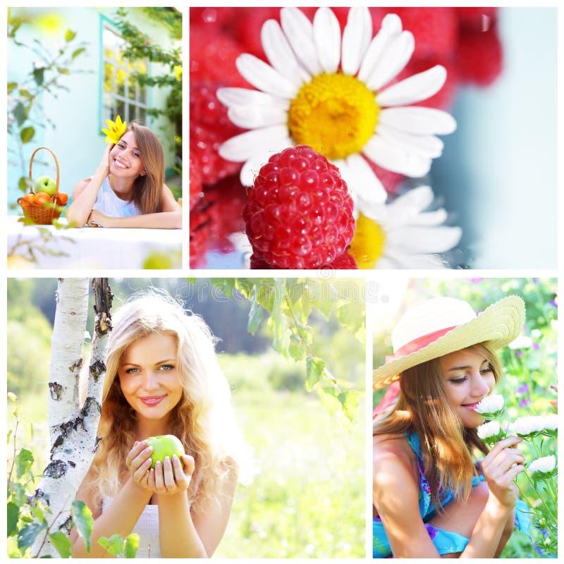 Collage photo libre de droits