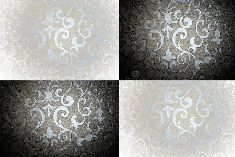 Collage astratto royalty illustrazione gratis