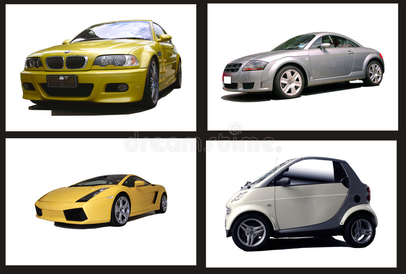 Download Collage Of Cars Stock Image - Image: 4786121