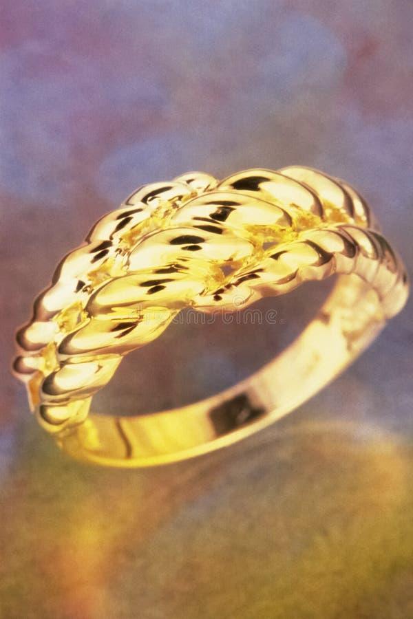Collage de raffinage d'image de bijoux image libre de droits