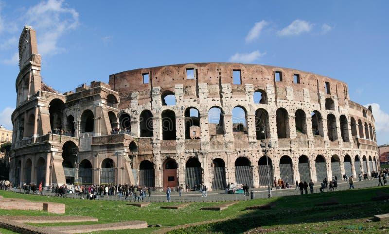 Collage de XXL Colosseum fotografía de archivo libre de regalías