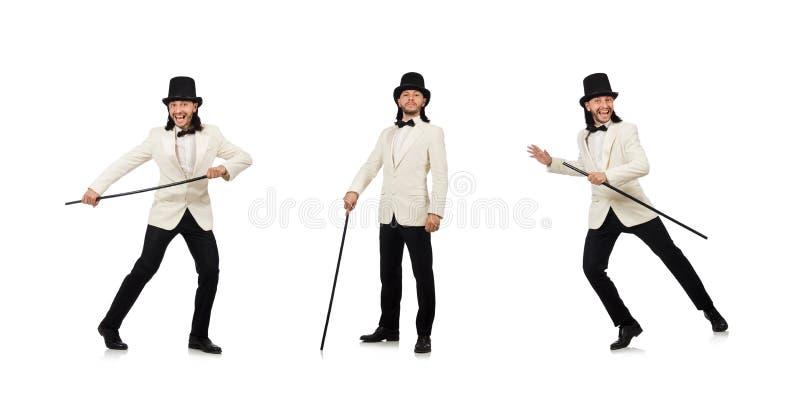Collage del hombre joven en traje imagen de archivo libre de regalías