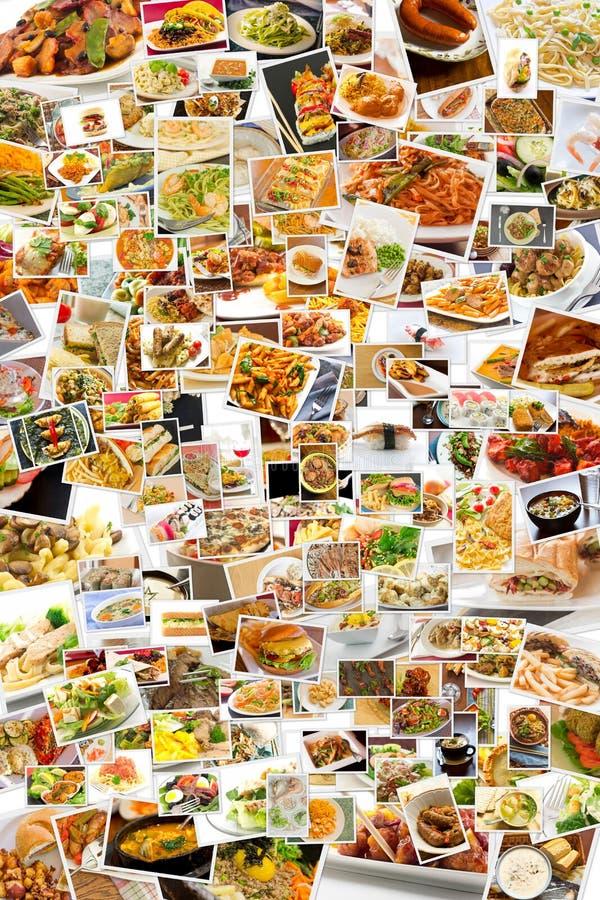 Collage Di Cucina Del Mondo Immagine Stock - Immagine di asiatico ...