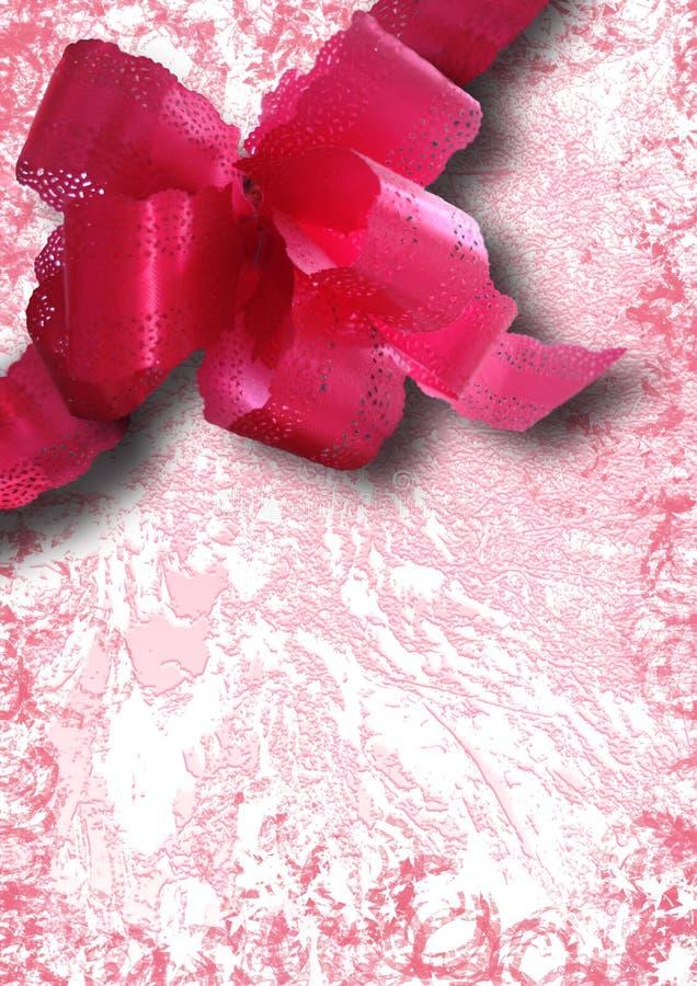 Collage Rosado Del Día De Fiesta De La Cinta Imagenes de archivo