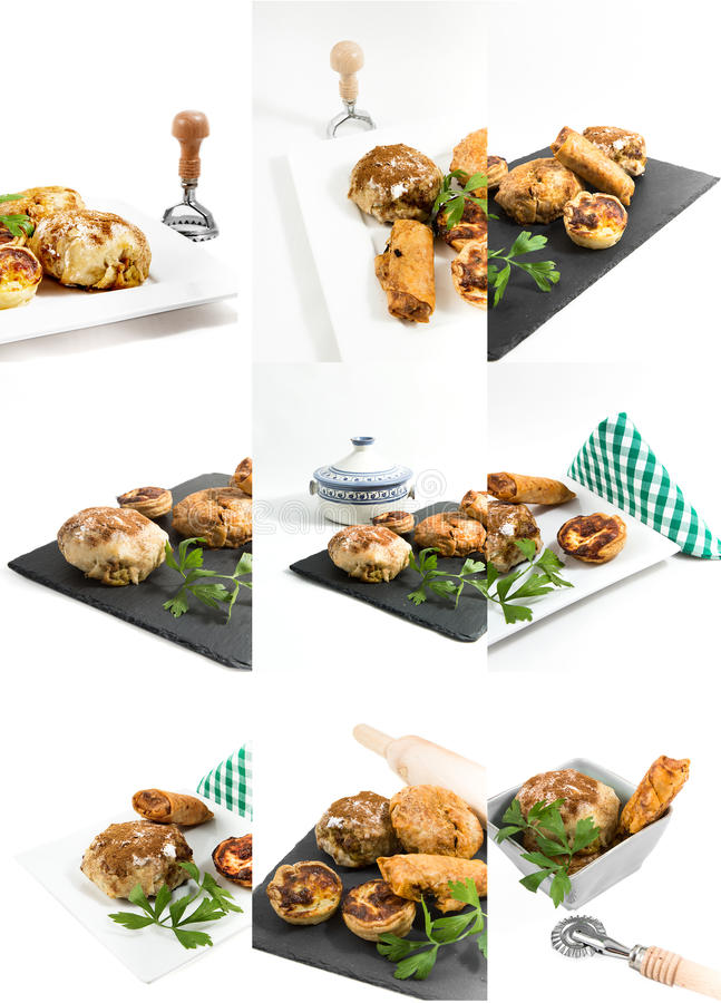 Collage typical moroccan and arabic food isolated on white backg download collage typical moroccan and arabic food isolated on white backg stock image image of forumfinder Image collections