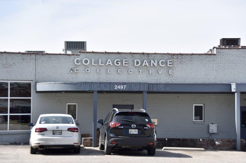 Collagen-Tanz-Kollektiv, Memphis, TN lizenzfreie stockfotografie
